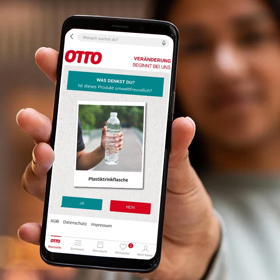 Otto Gewinnspiel